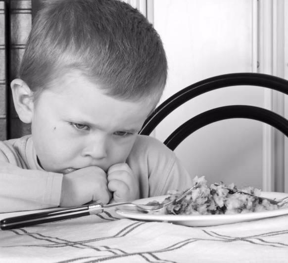 Почему нельзя заставлять ребёнка доедать