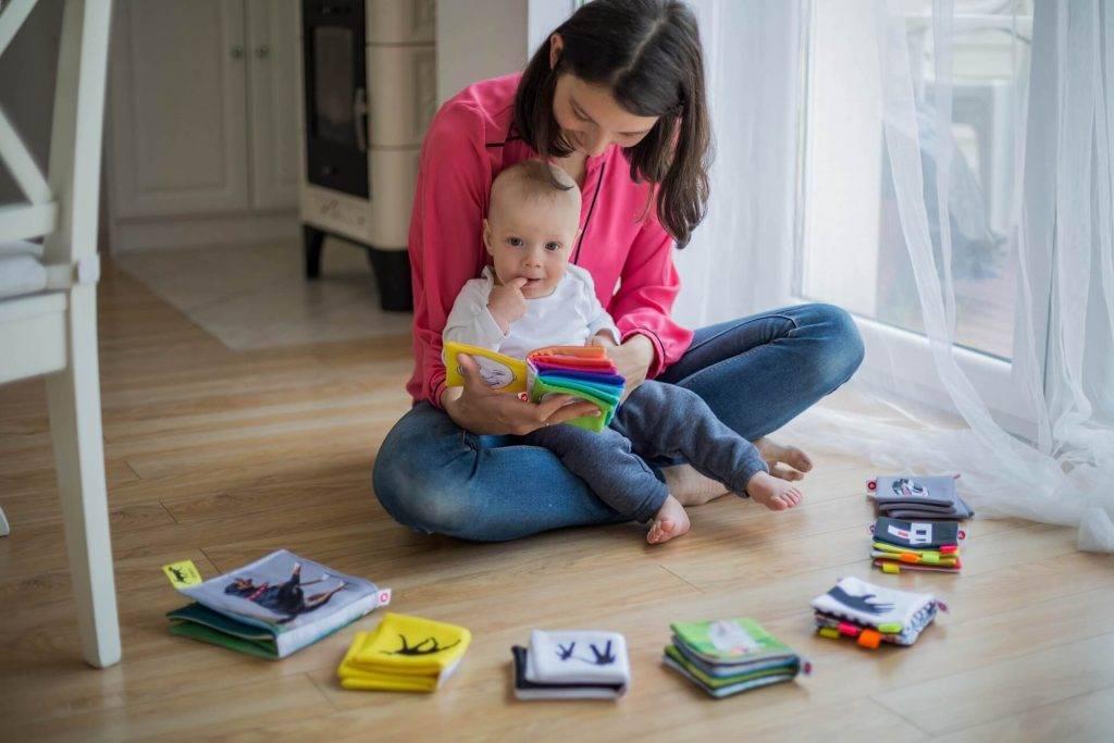 Мастер-класс для родителей «взаимоотношения мамы и ребёнка»