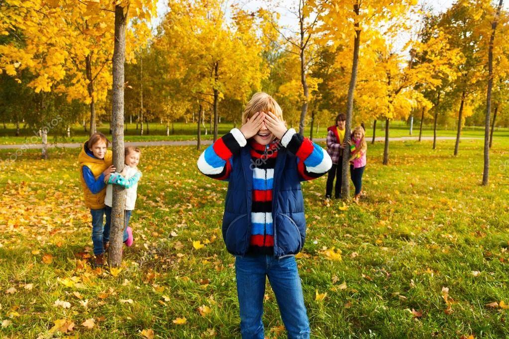 Игры на свежем воздухе для детей: идеи активного досуга для дошкольников