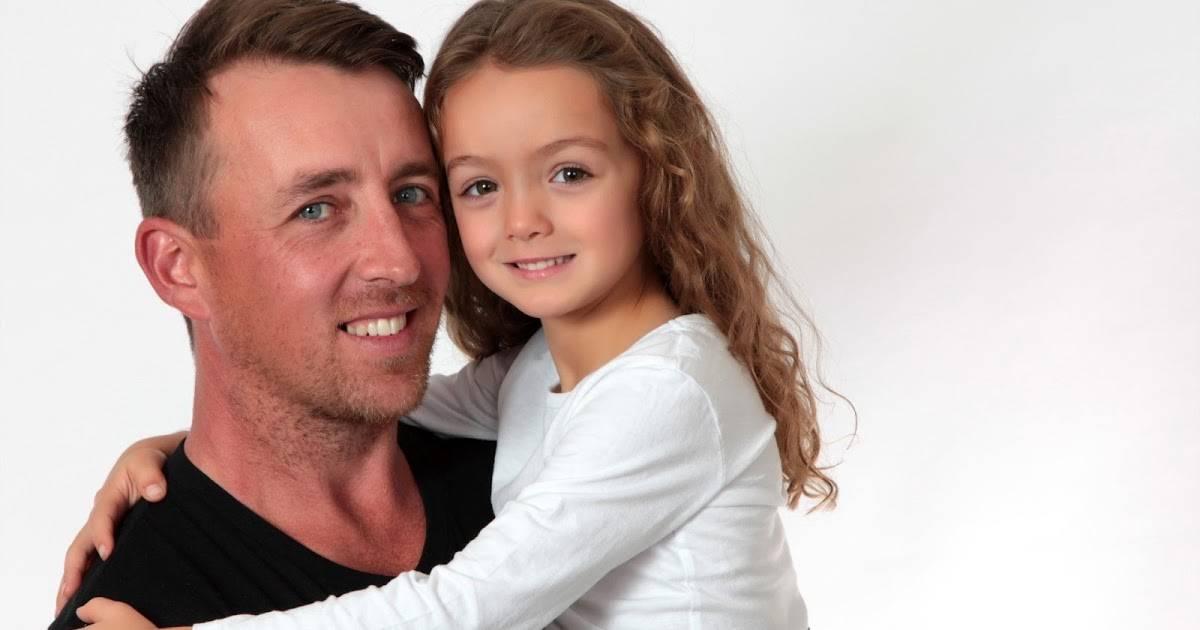 Воспитание дочери отцом: полезные рекомендации