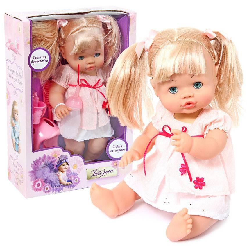 Топ-10 лучших кукол-пупсов