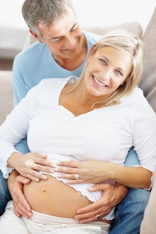 Поздняя беременность: все плюсы и минусы