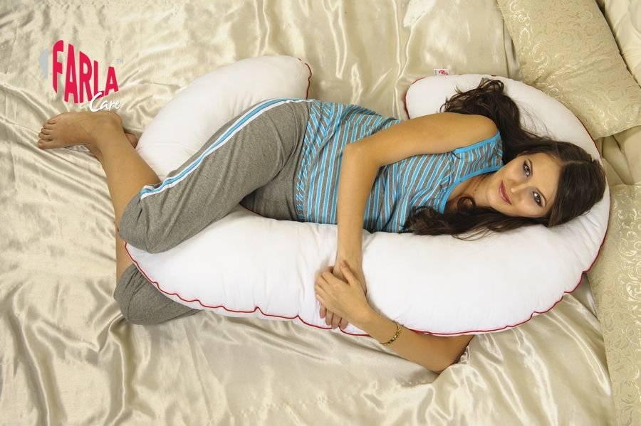 Подушка для беременных: как выбрать и сшить своими руками, каким образом использовать