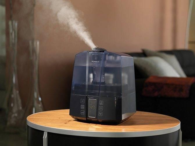 10 лучших увлажнителей воздуха