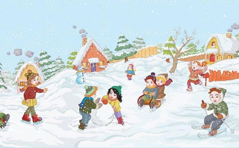 Зимние забавы: 16 веселых игр для улицы