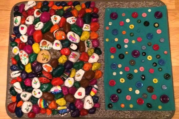 Массажные коврики своими руками для детского сада. как сделать массажный коврик для детей