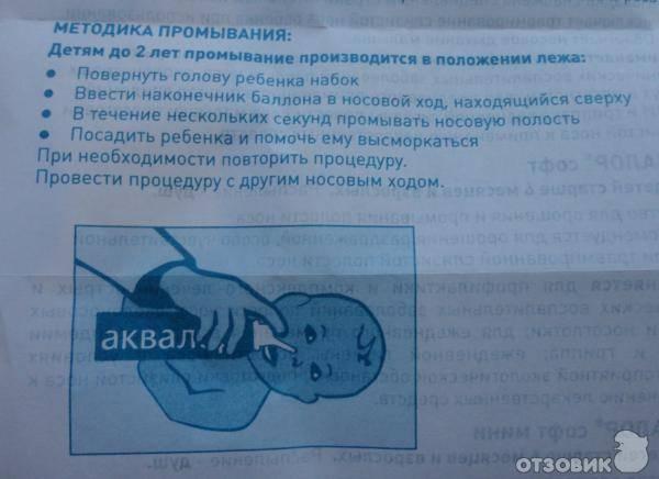 Как промывать нос? - медицинский портал eurolab