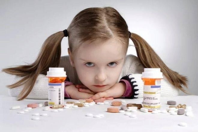 Противовирусные препараты для грудничков: что не навредит маленькому ребенку?
