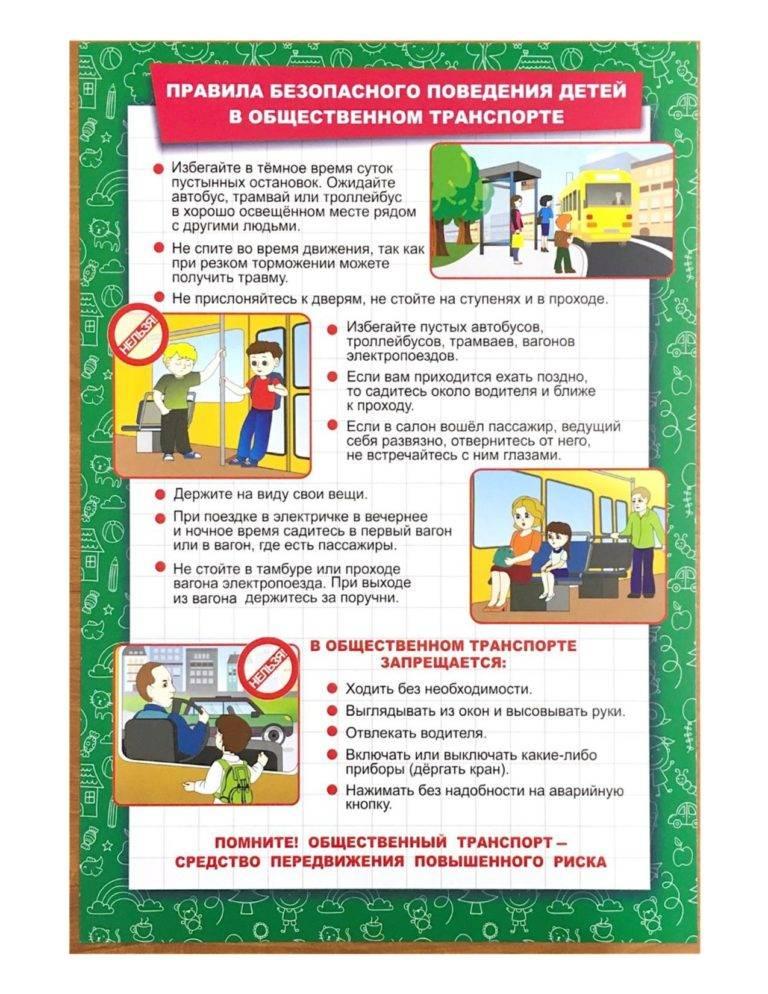 Конспект занятия «правила поведения в общественном транспорте». воспитателям детских садов, школьным учителям и педагогам - маам.ру