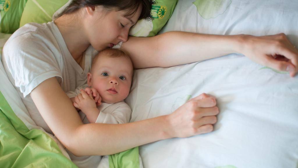 Как уложить спать ребенка от 0до 5лет