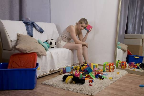 Приучаем ребенка к помощи по дому безболезненно