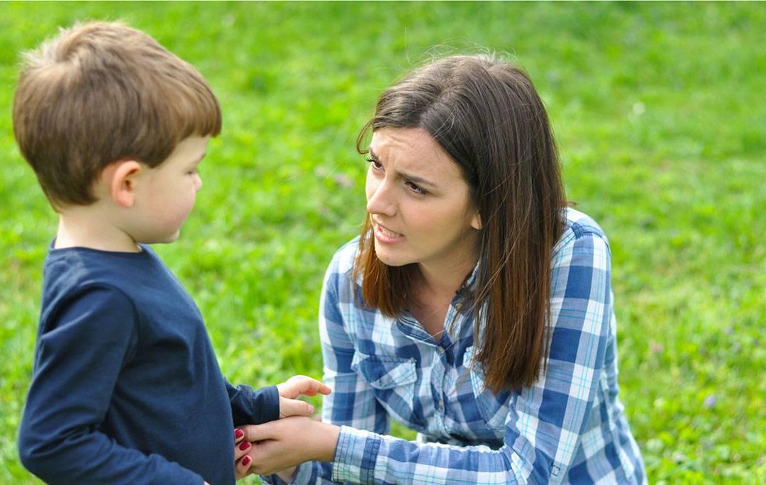 Непослушный ребёнок: кто виноват и что делать?