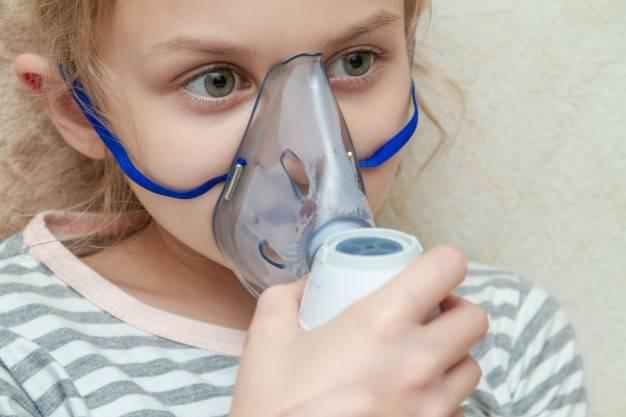 Ингаляции с физраствором при кашле и насморке