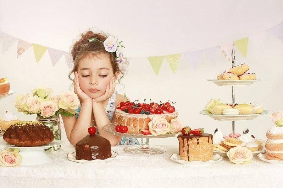 Можно ли детям есть сладкое - причины, диагностика и лечение