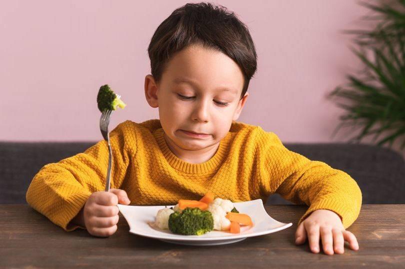 Что делать, если ребенок не любит овощи