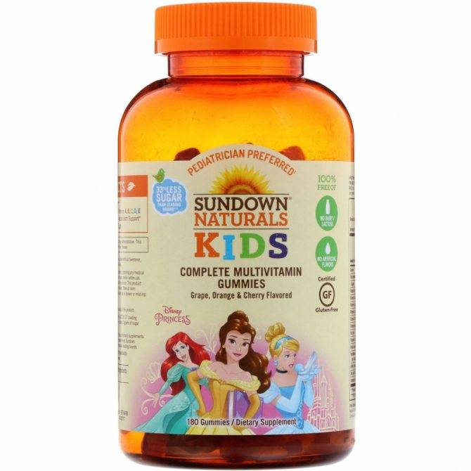 Витамины для школьников - рейтинг лучших витаминных комплексов для детей 2019 года (145 фото)