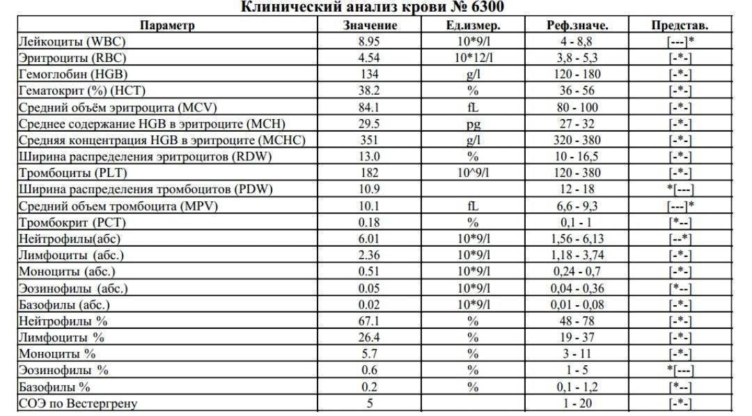 Моноцитоз: повышенные моноциты в результатах анализа крови