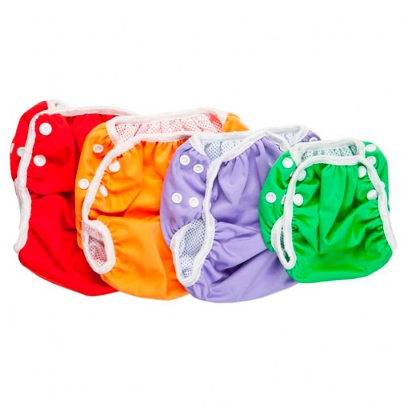 Подгузники для плавания (22 фото): детские памперсы для купания в бассейне, многоразовые непромокаемые и одноразовые трусики, какие плавки лучше покупать новорожденному малышу, отзывы