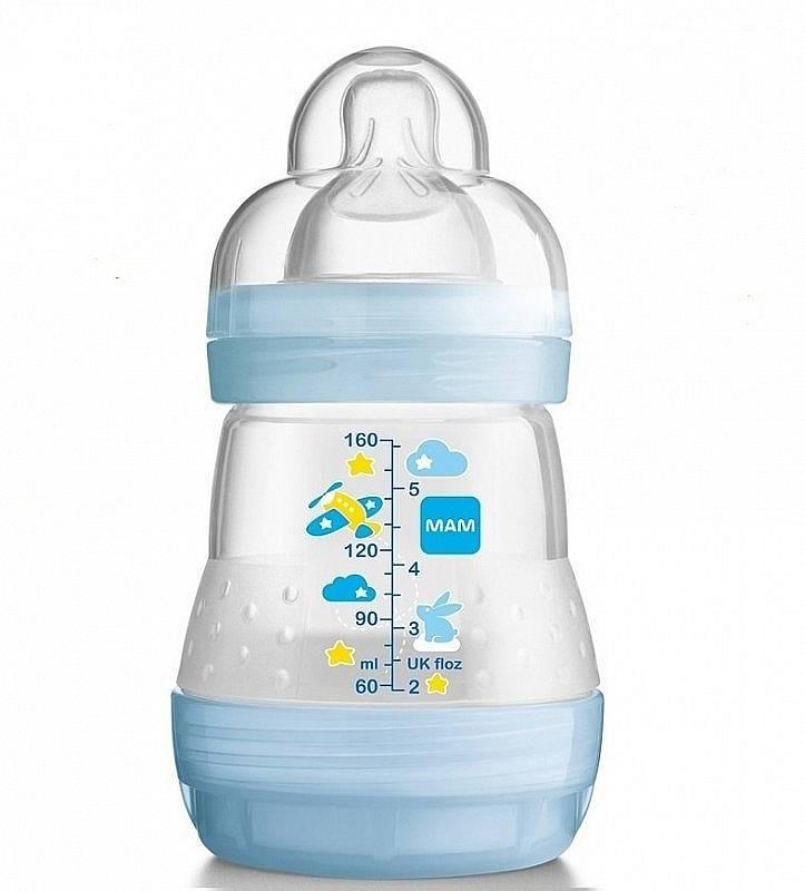 Бутылочки для кормления для новорожденных: какие лучше выбрать, рейтинг