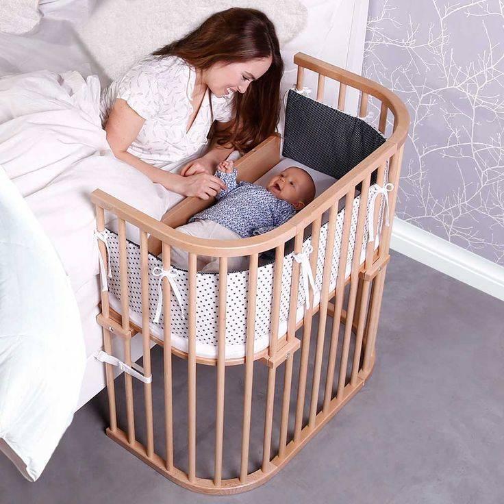 Топ-10+ лучших детских кроваток для новорожденных