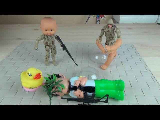 Какую несут опасность современные детские игрушки