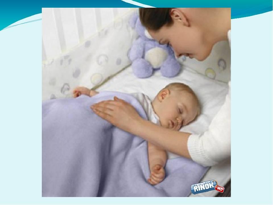 Как уложить ребенка спать за 5 минут, советы доктора комаровского