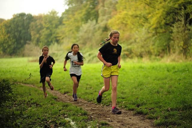Прогулки на свежем воздухе – идеальное время для игр