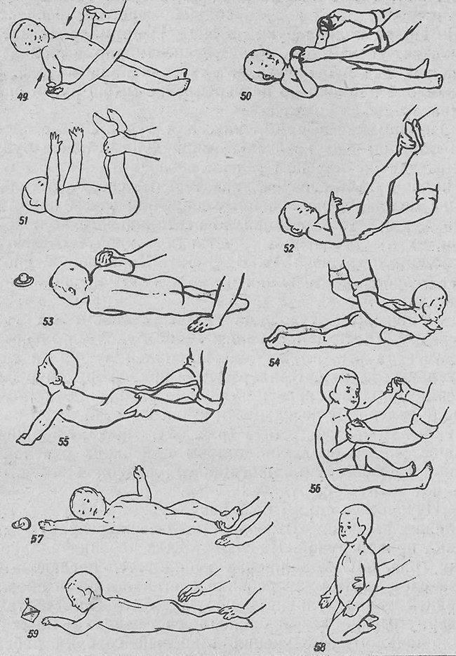 Когда ребёнок начинает держать голову? 5 упражнений для укрепления мышц шеи у новорожденных