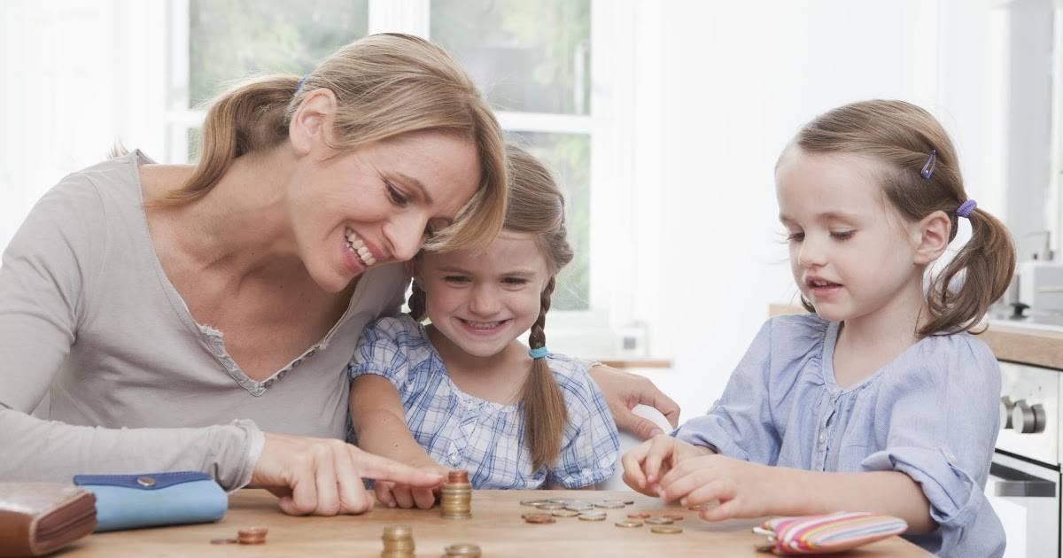 7 ошибок финансового воспитания детей