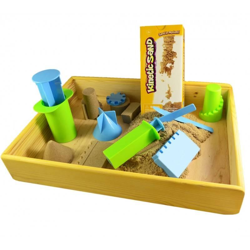 Детский кинетический песок: какой лучше, обзор аналогов
