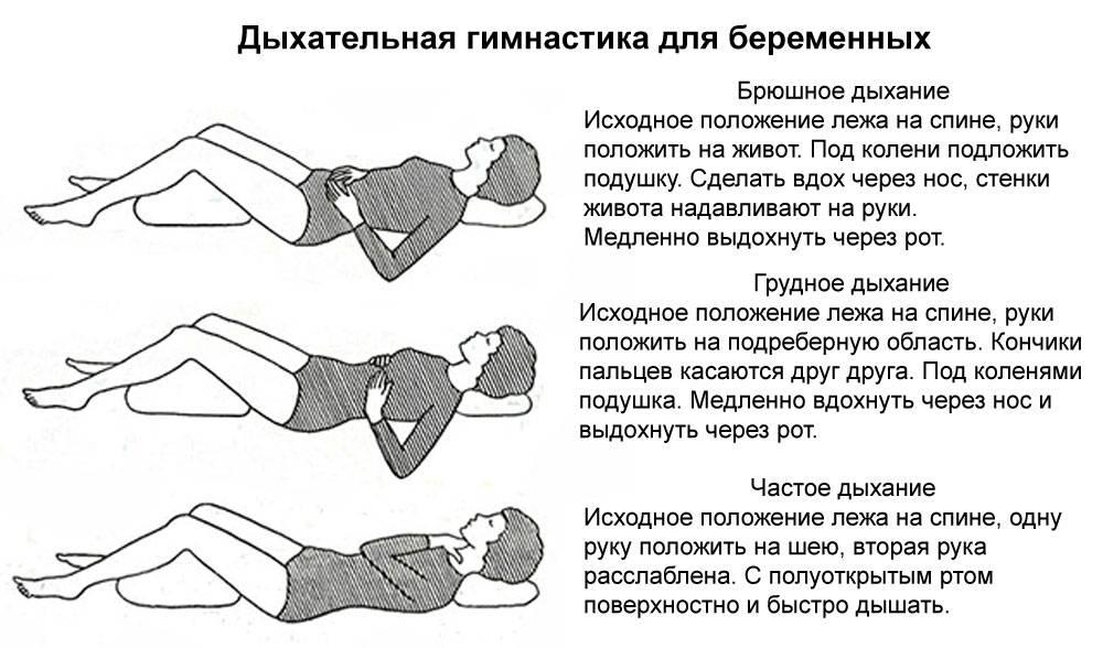 Дыхательная гимнастика для беременных: пранаямы в 1, 2 и 3 триместрах