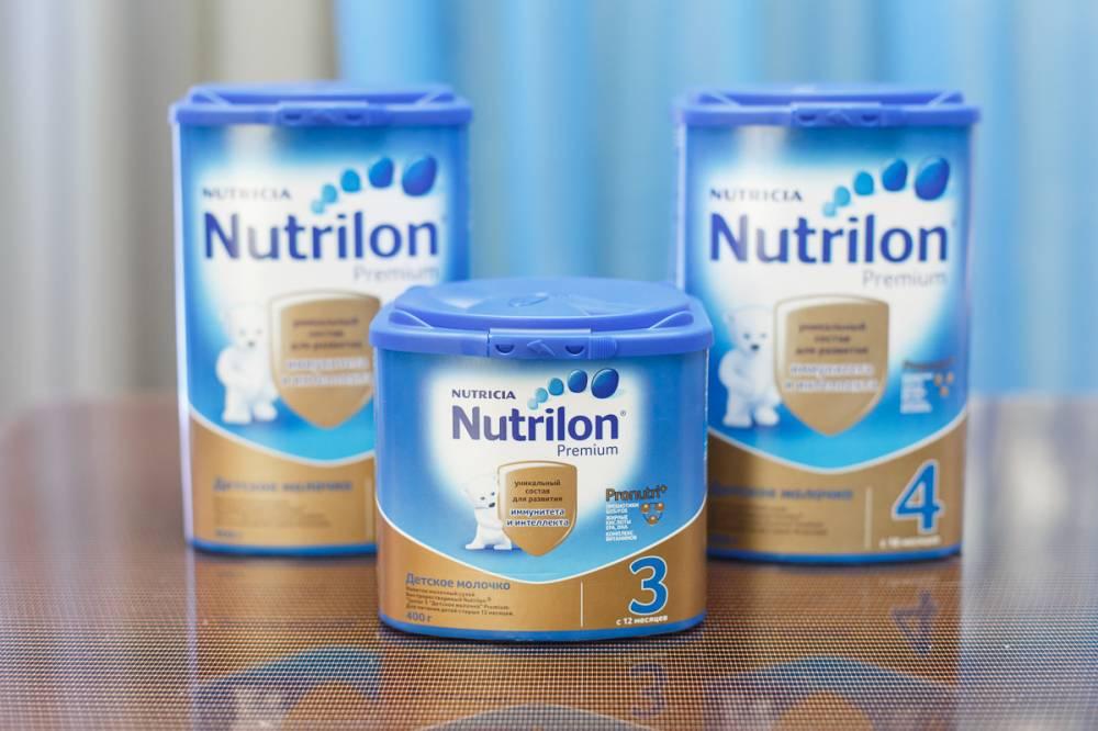 Рейтинг 2018 молочных смесей для детей от 12 месяцев