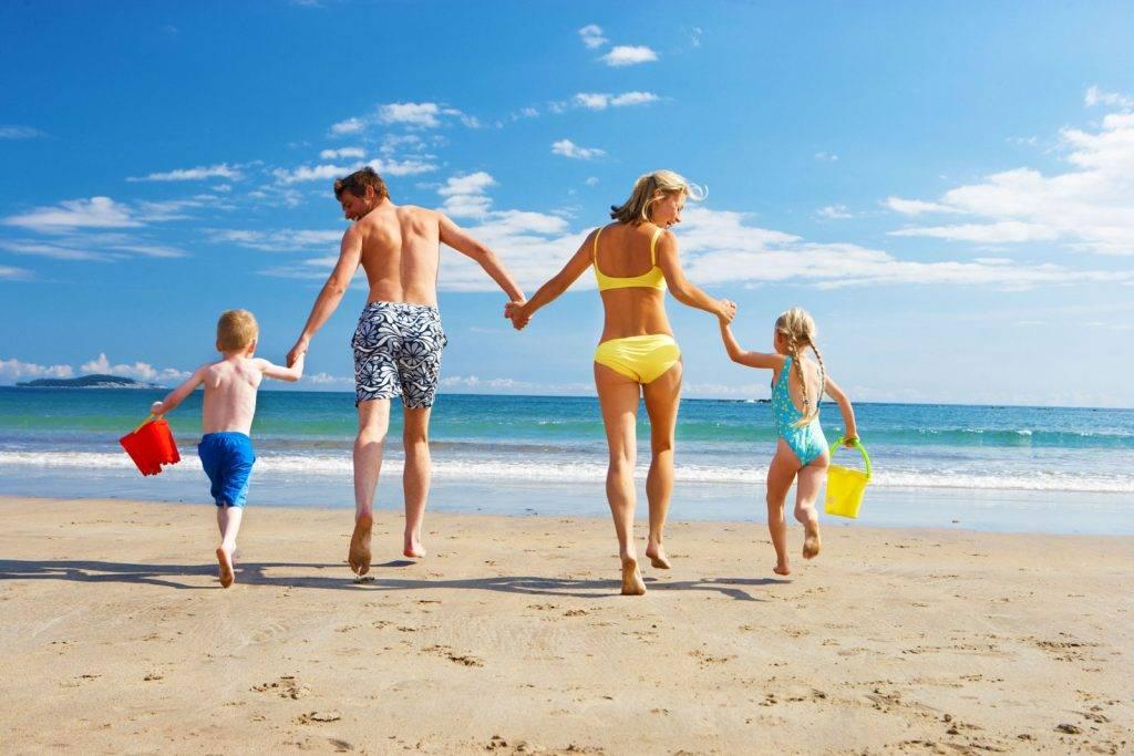 Как правильно организовать отдых с детьми