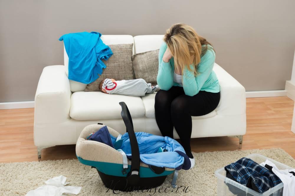 Депрессия в декрете: симптомы и причины апатии мамы, что делать и как бороться с недугом в отпуске