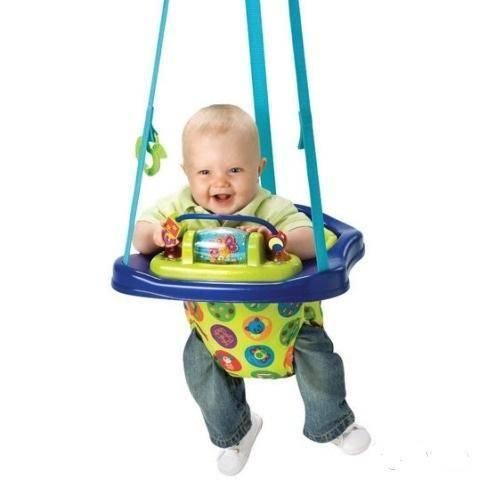 С какого возраста ребенка можно использовать прыгунки?