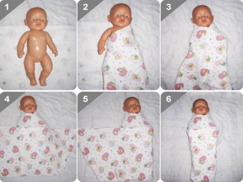 Сколько и каких пеленок нужно новорожденному   firstмама