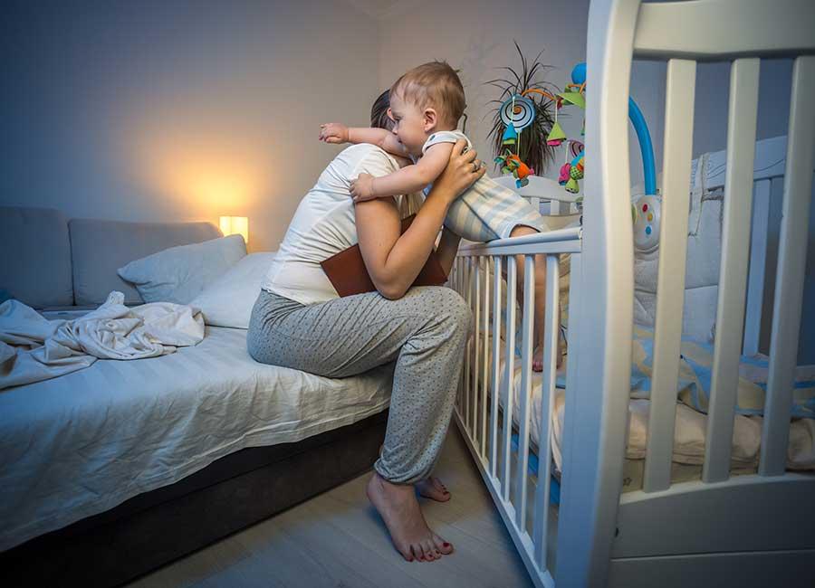 В каком возрасте ребенку нужна своя комната