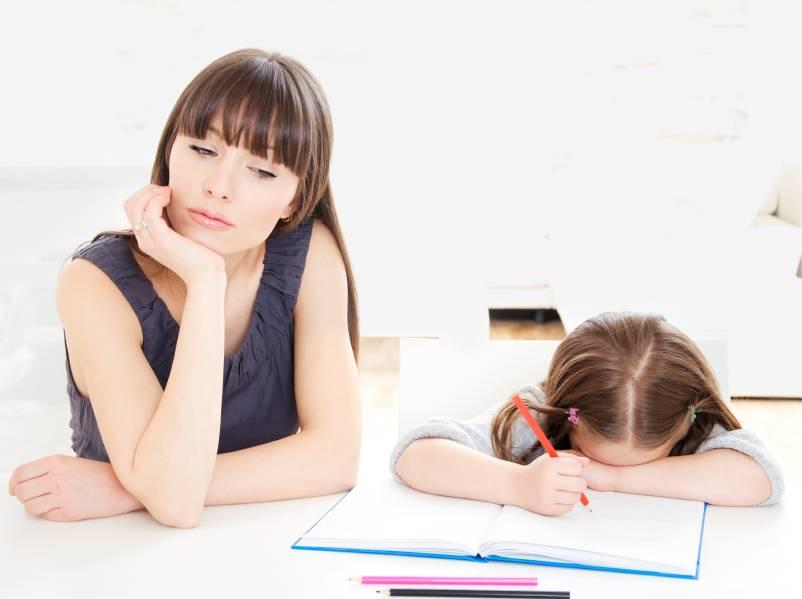 Как научить ребенка делать уроки быстро и с удовольствием