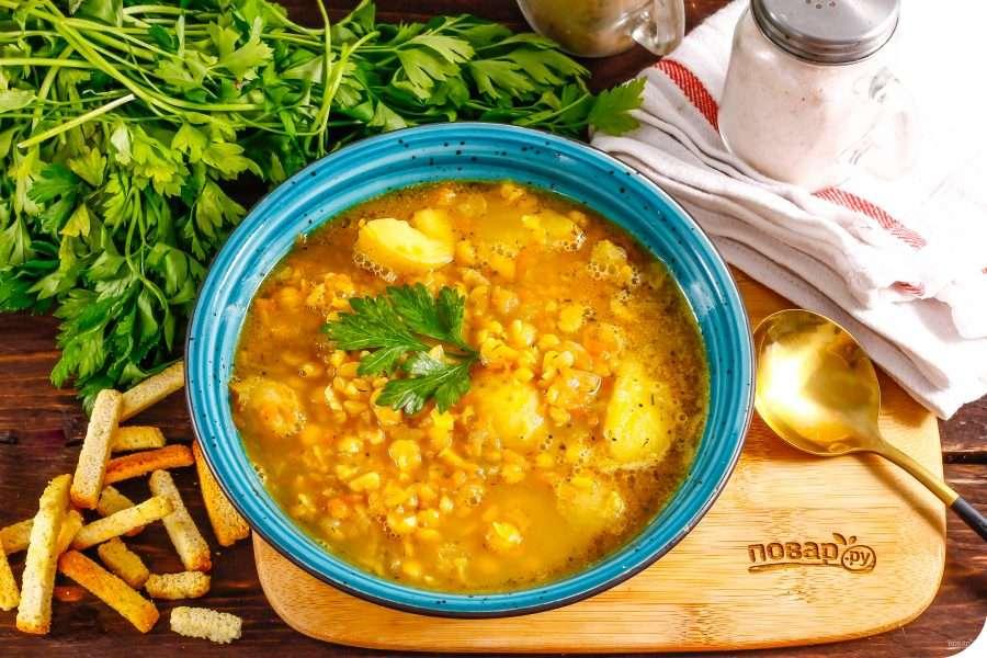 С какого возраста можно давать гороховый суп ребенку и как его приготовить?
