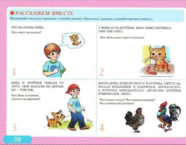 Практический материал учителя-логопеда для работы с неговорящими детьми