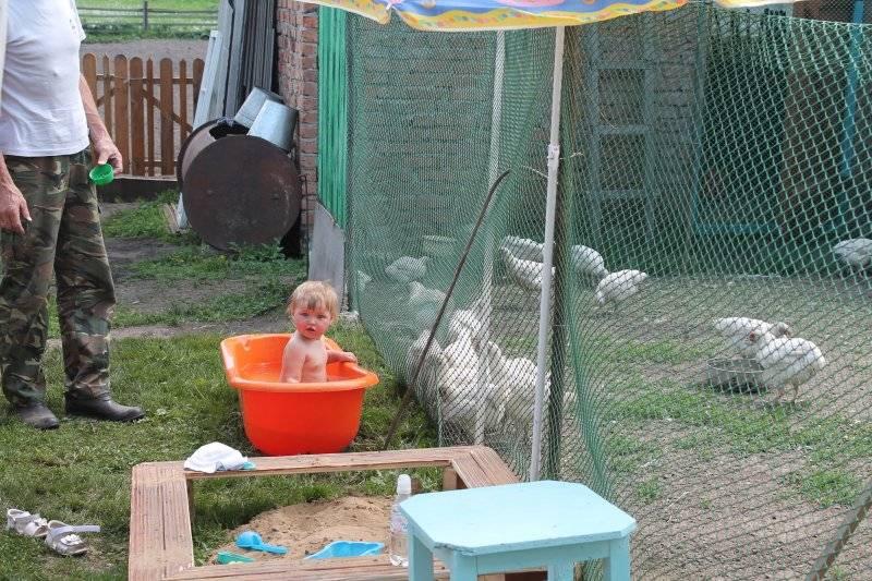 10 главных плюсов дачного отдыха для ребенка | домашние штучки