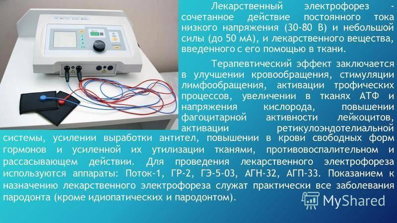 Инструкция по применению и побочные действия электрофореза с эуфиллином для грудничка