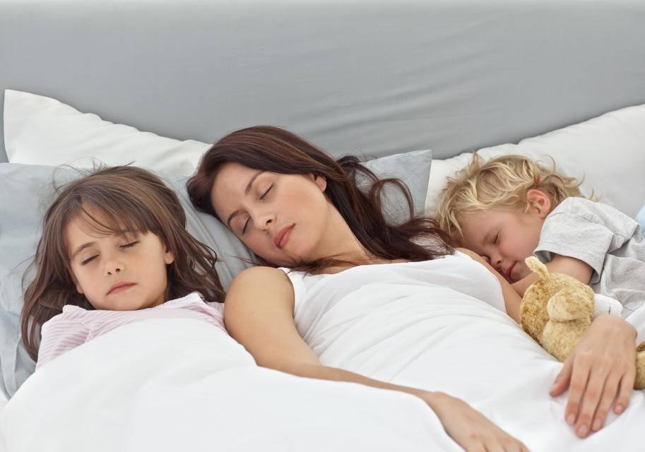 Ребенок плохо спит. что делать? 5работающих техник — нож