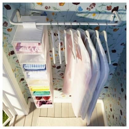 Как хранить детскую одежду (с иллюстрациями) - wikihow