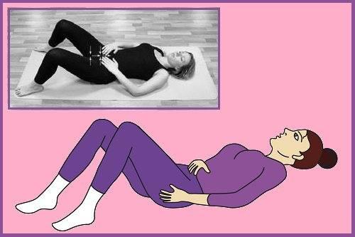 Комплекс упражнений синди кроуфорд после родов