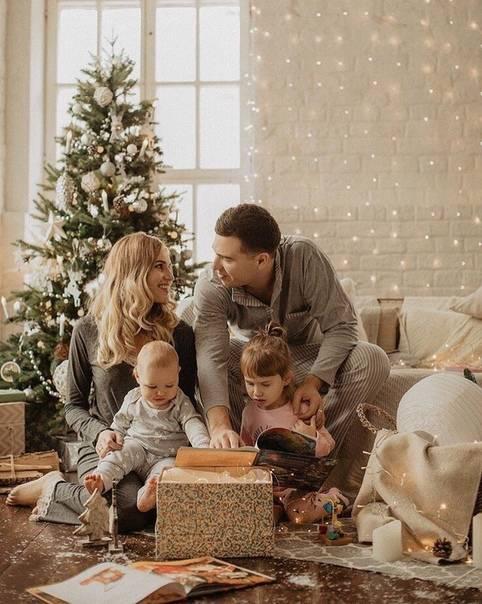 Как отметить новый год с маленьким ребенком | любящая мама