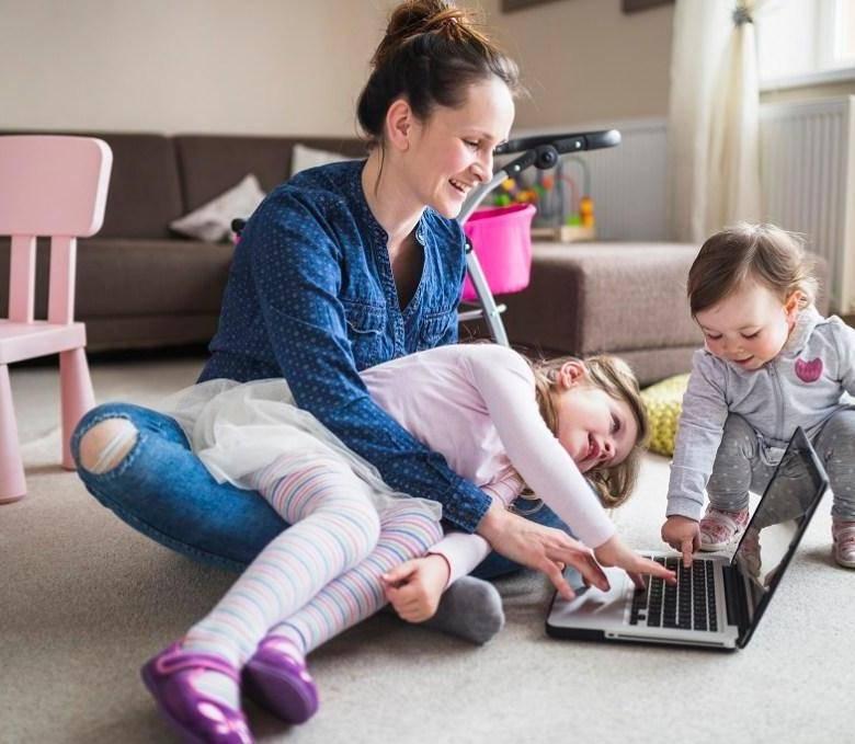 Как успеть все: 10 лайфхаков для многодетной мамы