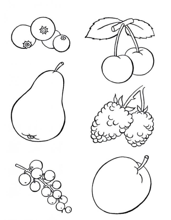 Конспект занятия «овощи и фрукты— самые полезные продукты» по рисованию в старшей группе