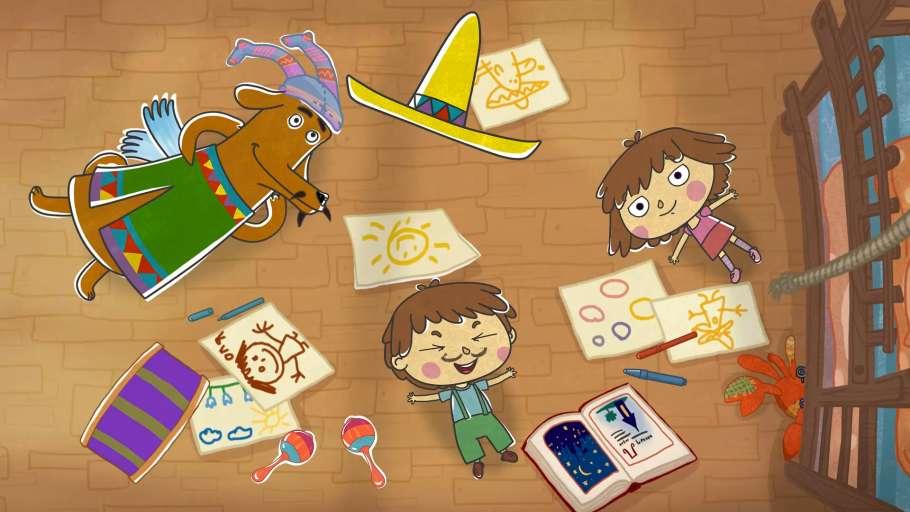 Топ 15 полезных обучающих фильмов и мультфильмов для детей - все курсы онлайн