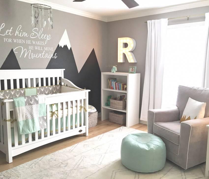 Мебель для новорожденных – как обустроить комнату ребенка
